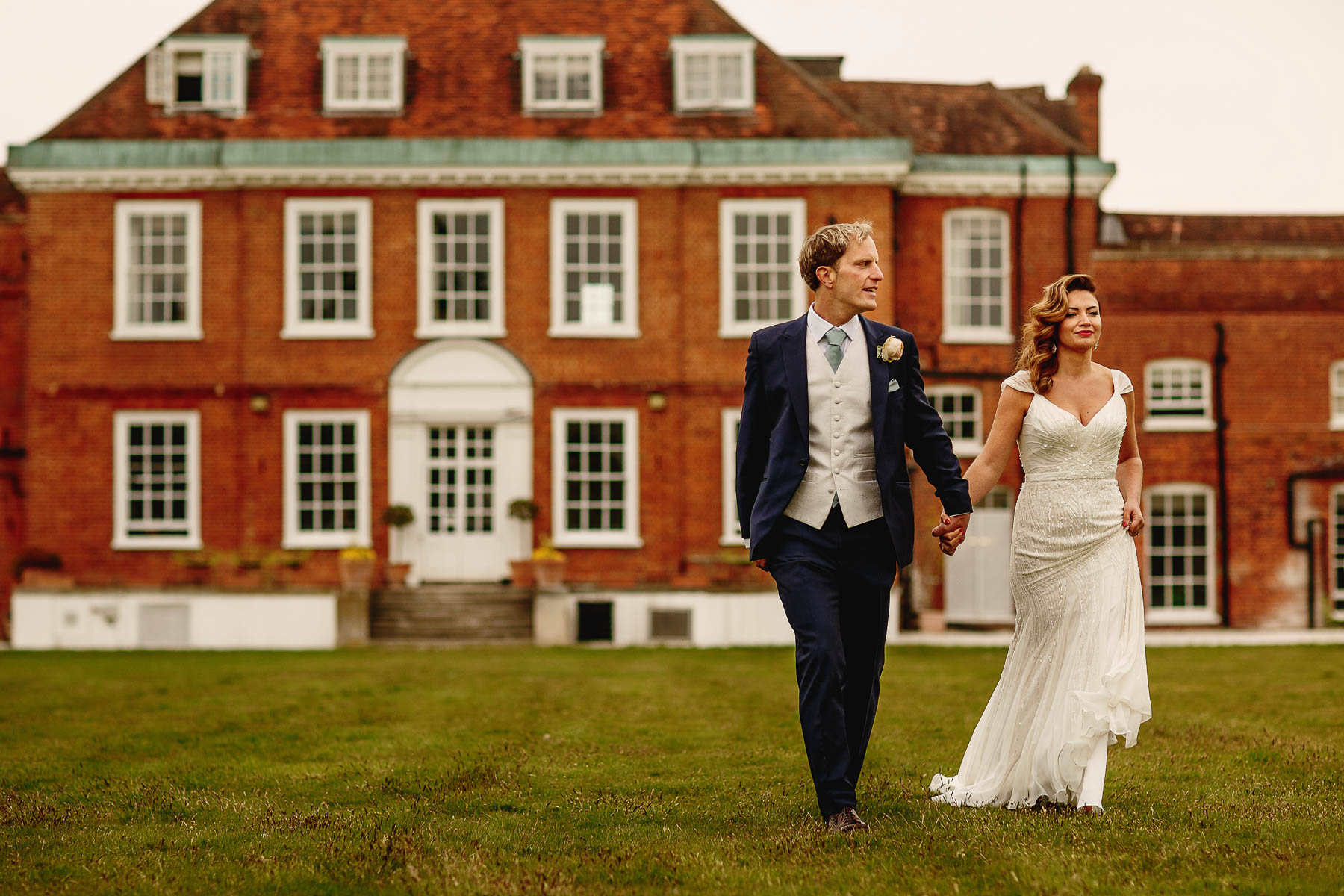 stoke place wedding photography