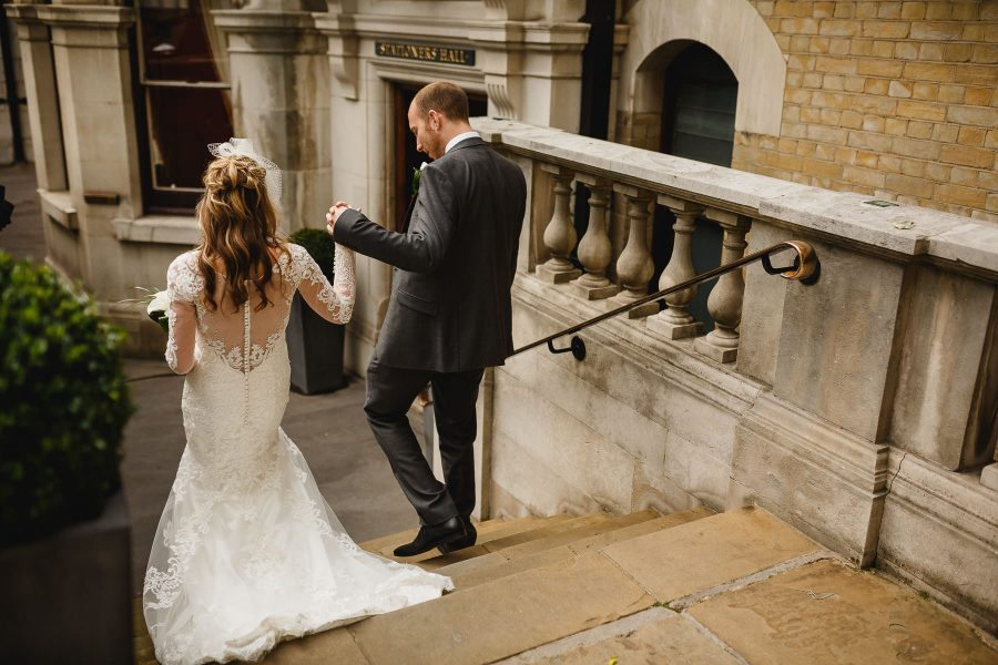 Stationers' Hall Wedding