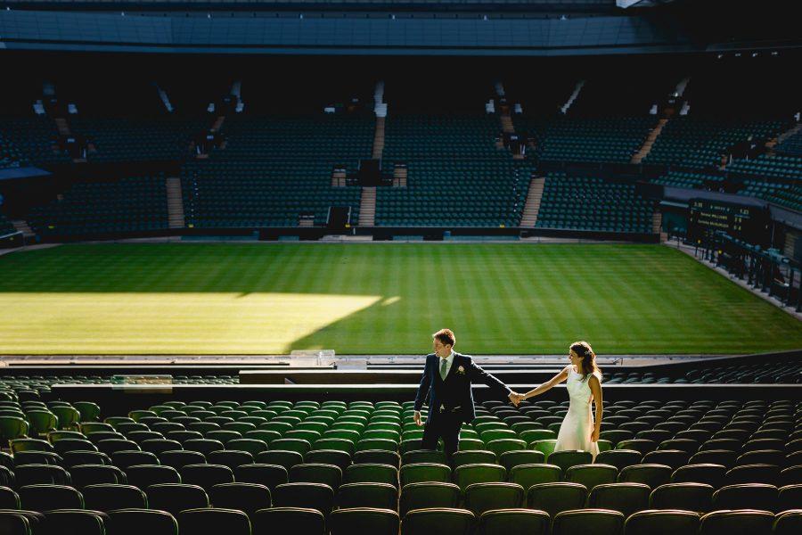 Wimbledon Wedding