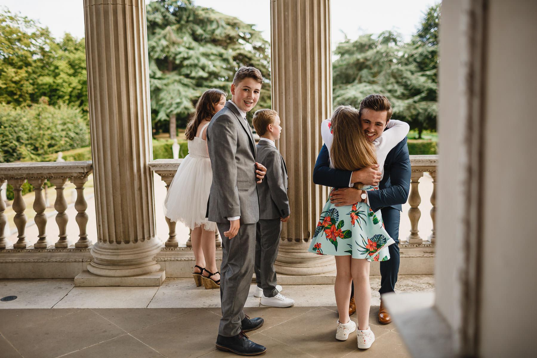 chiswick house wedding photography