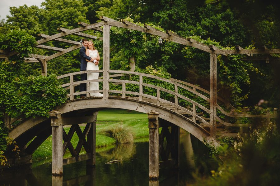 Hannah + Matt - Great Fosters