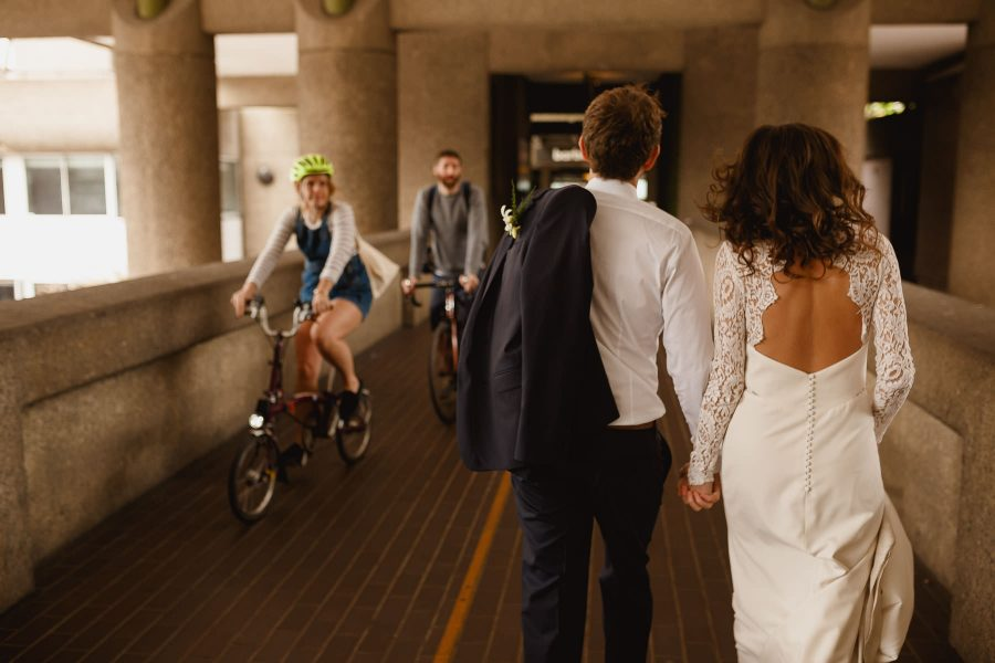 Barbican Centre Wedding